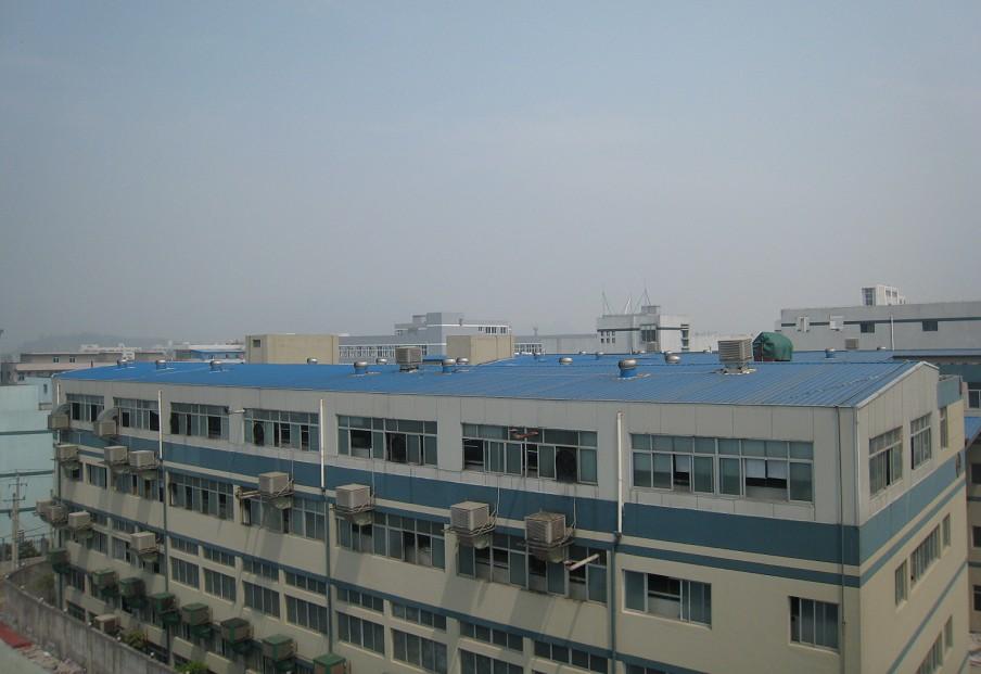 长沙钢结构公司案例