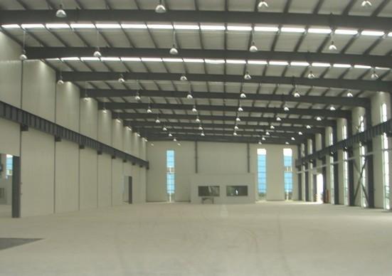 长沙钢结构厂房建设